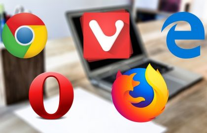 The best web browsers of 2018