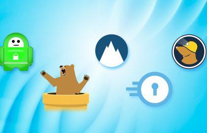 BEST FREE & PAID VPNS