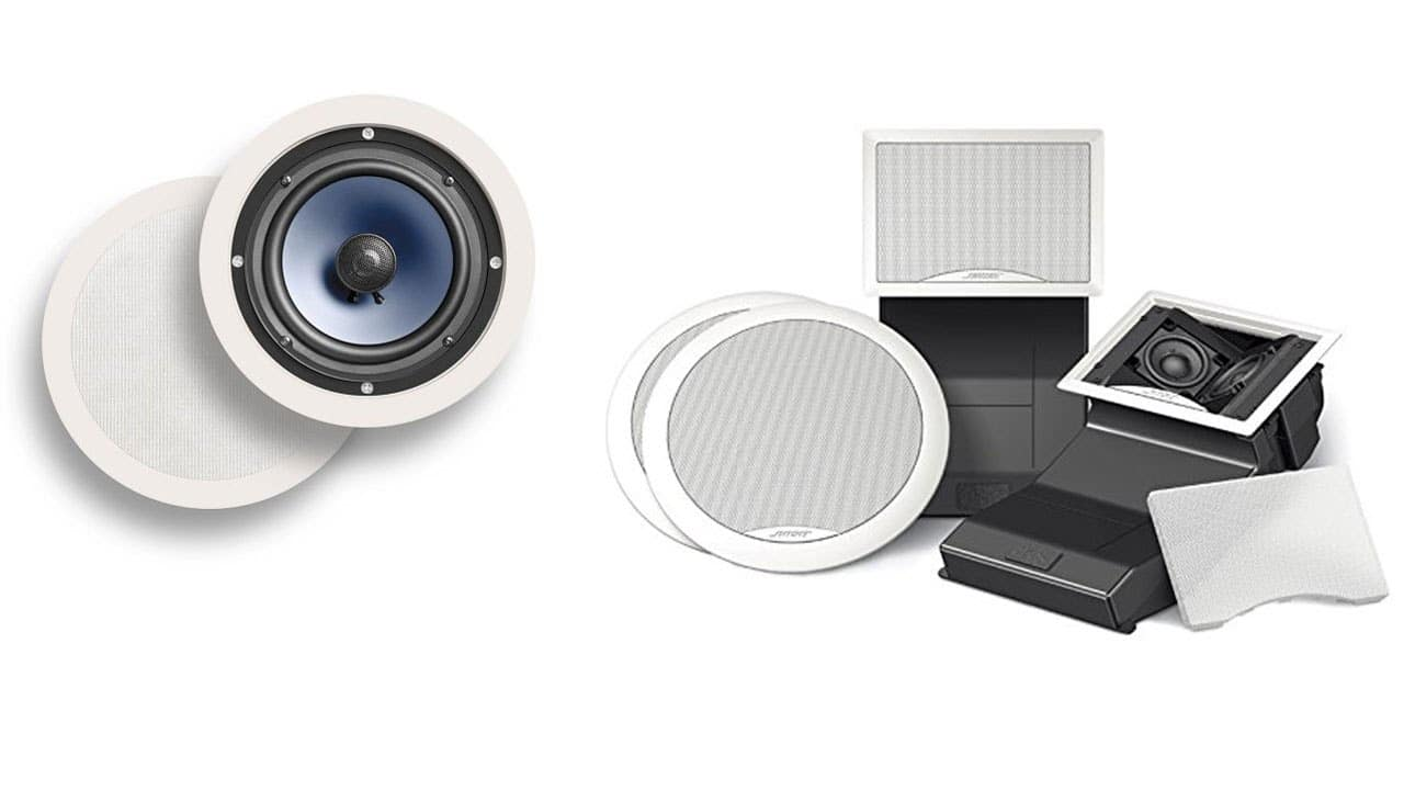 5 best in-ceiling speakers for home theatre and surround sound
