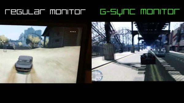 best g sync monitor