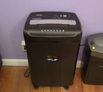best quiet paper shredder
