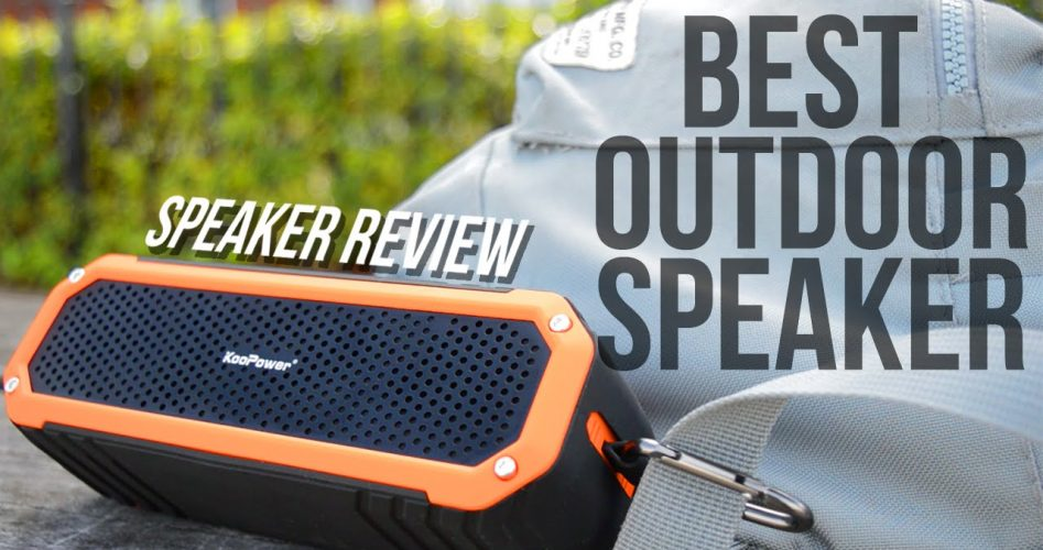 12 Best Rugged Outdoor Bluetooth Speakers for Travel Adventures