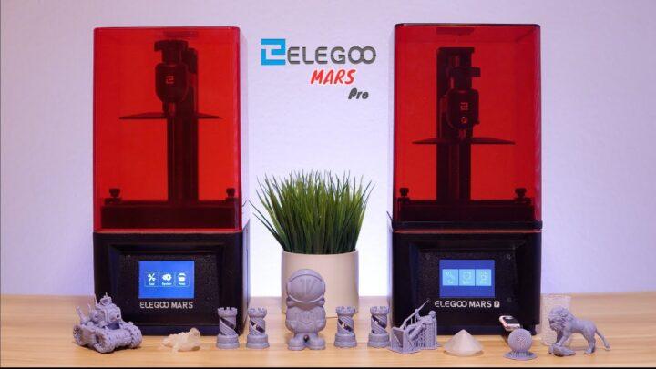 best resin 3d printers