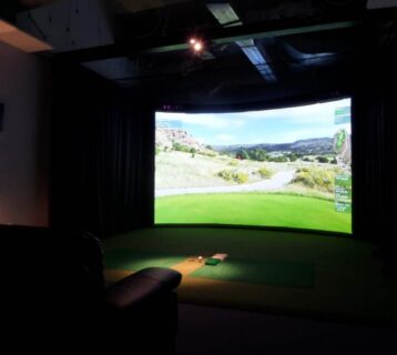 Best-Projectors-For-Golf-Simulators