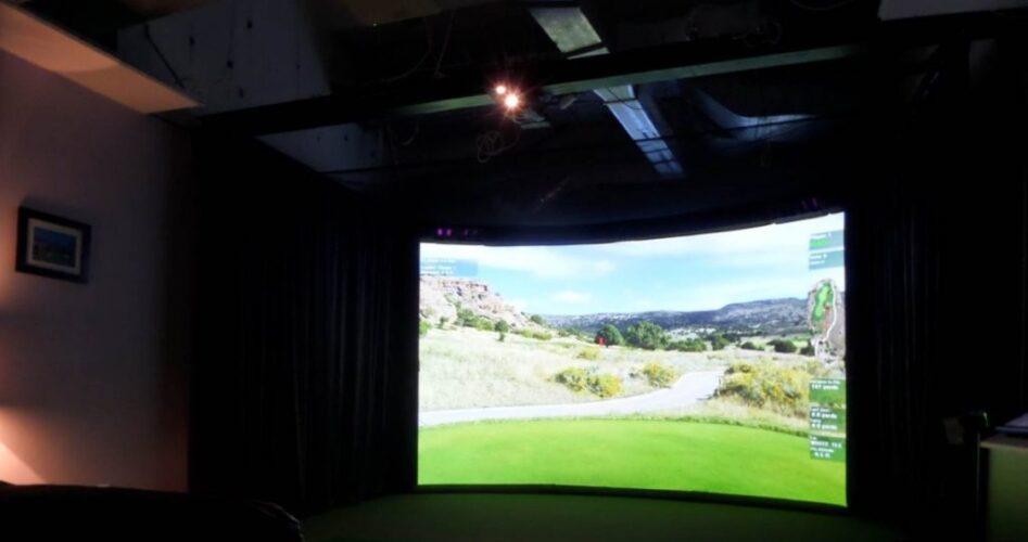 Best-Projectors-For-Golf-Simulators
