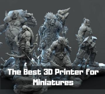 3d printer for miniature