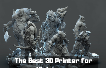 3d printer for miniature