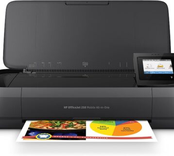 best wireless porable mobile printers