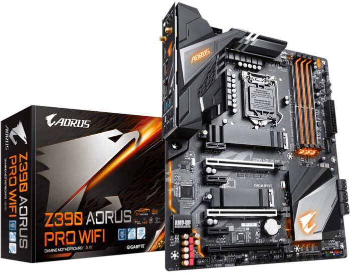 BEST MOTHERBOARDS FOR i9 9900k PROCESSOR