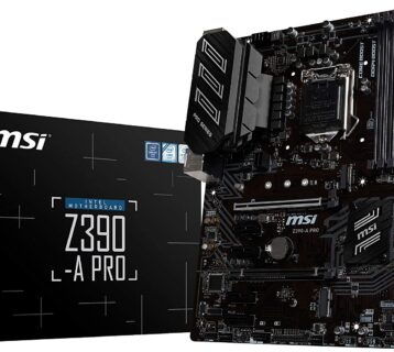 BEST MOTHERBOARD FOR i7-9700K