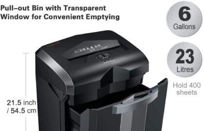 best home paper shredder